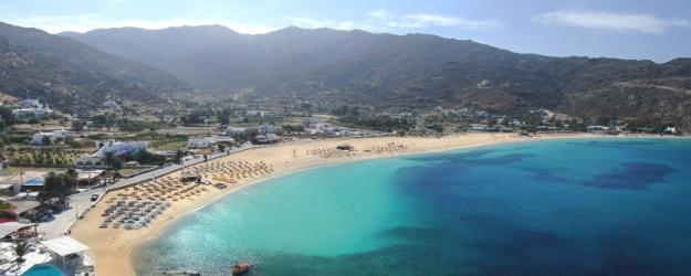 Milopotas Beach, Ios