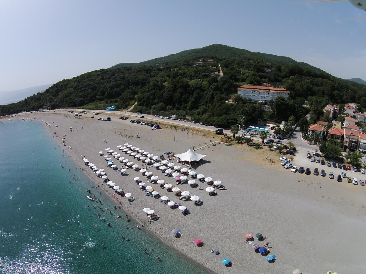 Agiokampos Beach, Larissa