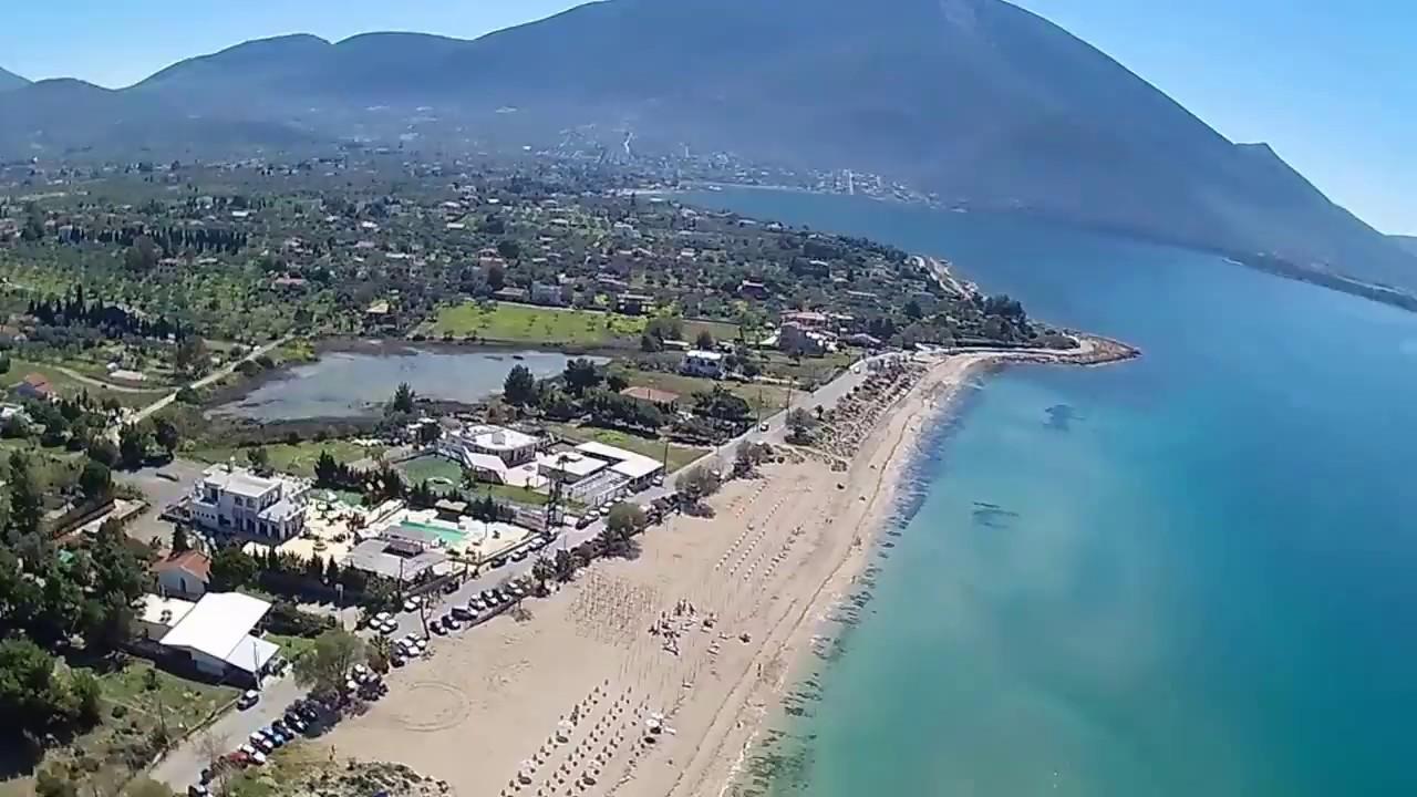 Alikes Beach Drosia Evia