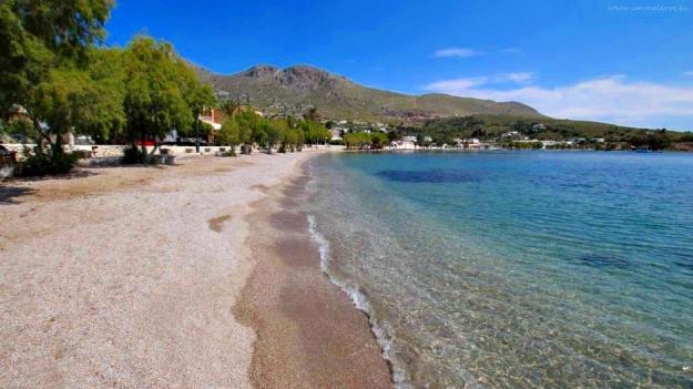 Alinta Beach, Leros