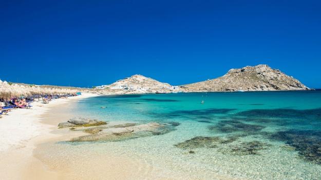 Agia Anna Beach, Mykonos