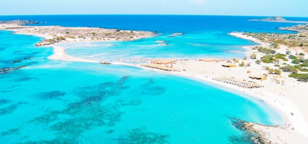 Elafonisi Beach, Chania