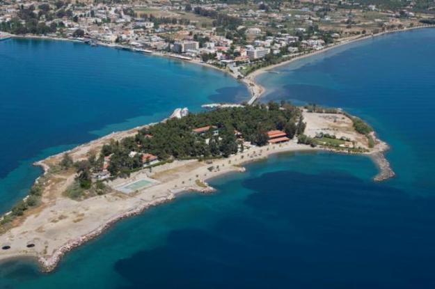 Eretria Beach Evia