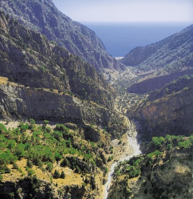 Samaria gorge, Heraklion