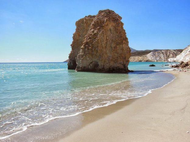 Firiplaka Beach, Milos