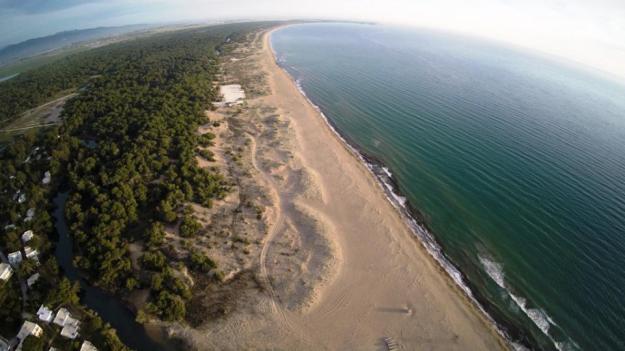 Kalogria beach, Achaea