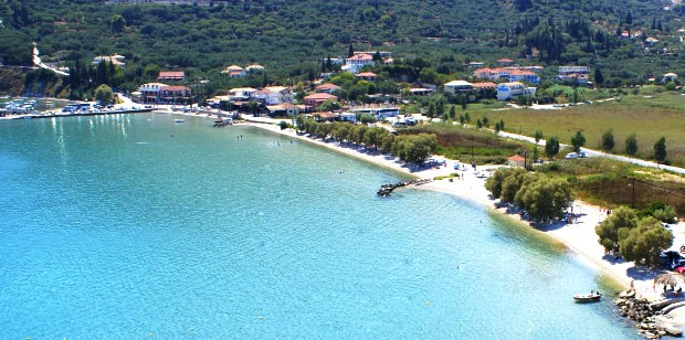 Keri lake, Zakinthos