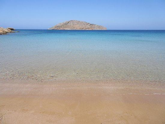 Agia Kioura Beach, Leros