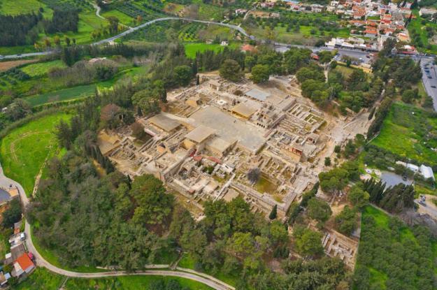 Knossos Palace, Heraklion