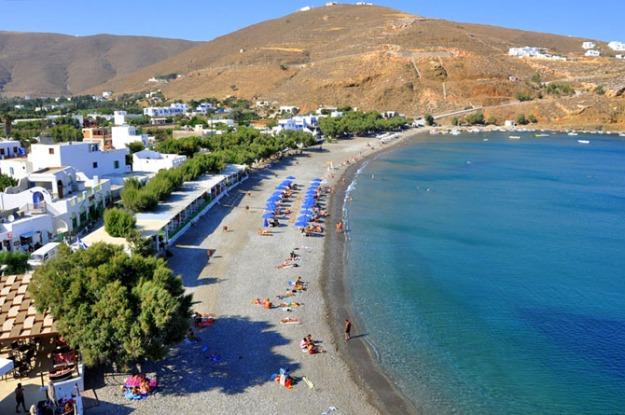 Livadi Beach, Astipalea