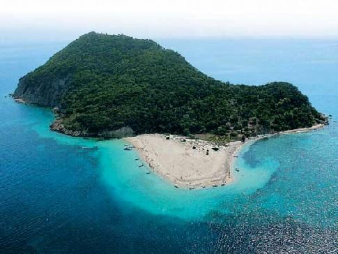 Marathonisi island, Zakinthos