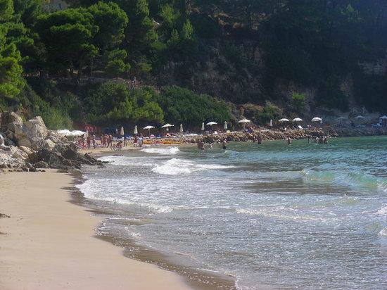 Chrissi Milia Beach, Alonissos