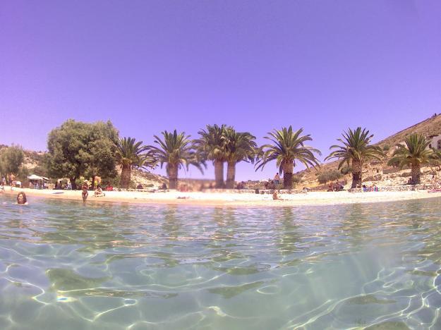 Panormos Beach, Naxos