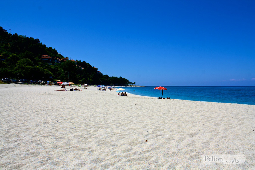 Papa-Nero Beach, Magnisia