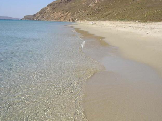 Parthenomitos Beach, Limnos