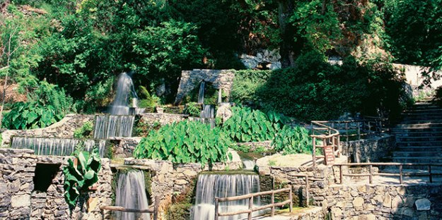 Argiroupolis springs, Rethimno