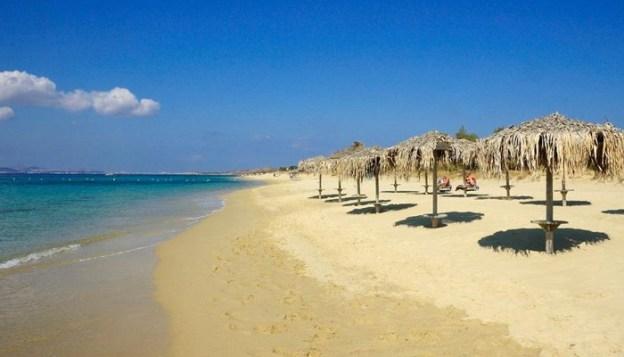Saint Prokopis Beach, Naxos