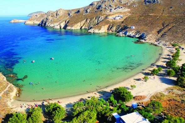 Psili Ammos Beach, Serifos