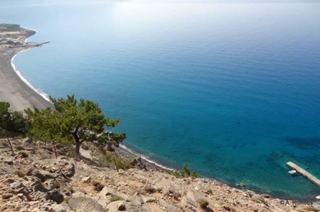 Santa Roumeli Beach, Sfakia