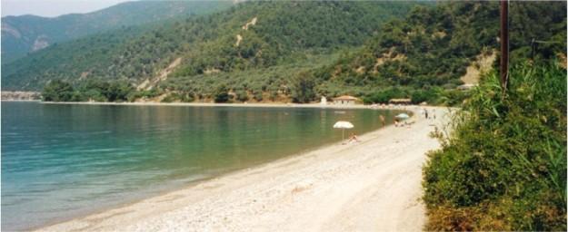 Rovies Beach Evia