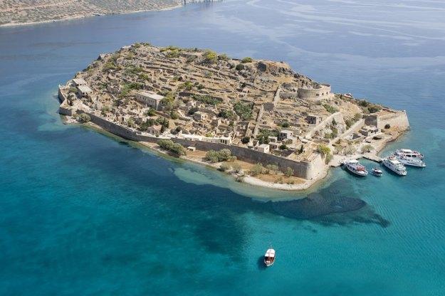 Spinalonga Island, Heraklion