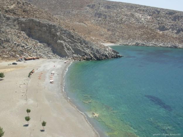 Vatses Beach, Astipalea
