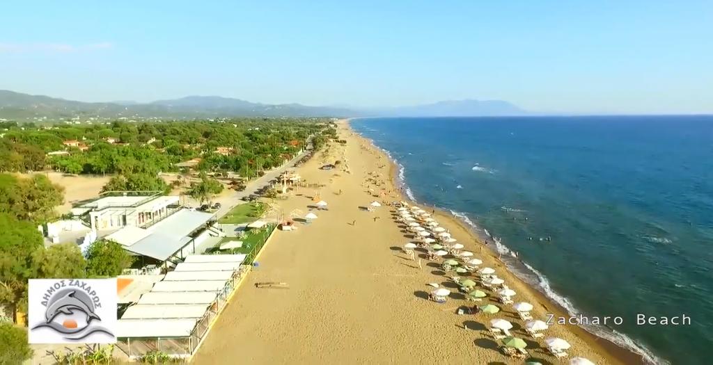 Zacharo Beach, Ilia