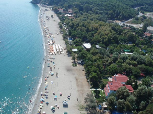 Litochoro Beach, Pieria