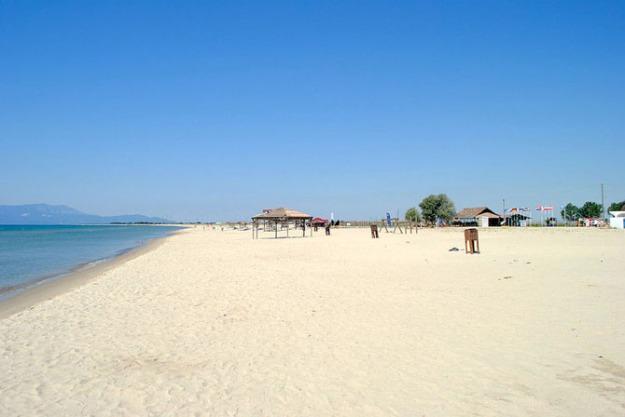 Maggana Beach, Xanthi