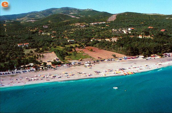 Santa Paraskevi Beach, Evros
