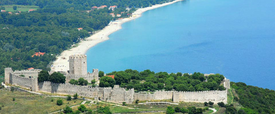 Platamonas Castle, Pieria