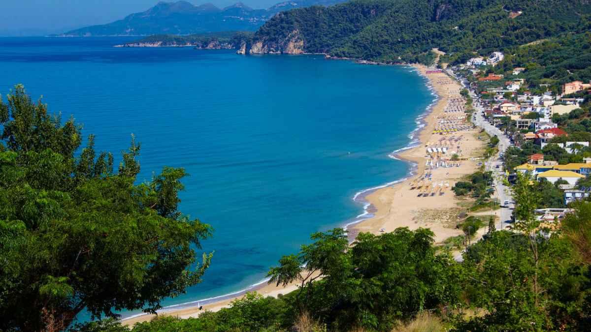 Vrachos - Loutsa Beach, Preveza