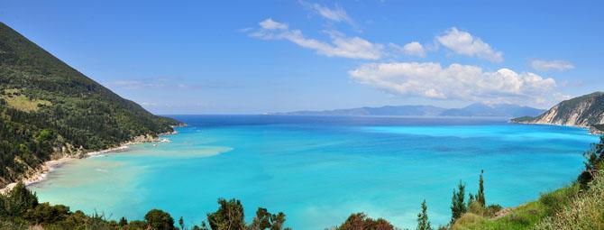 Afales Beach Ithaki
