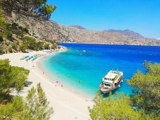 Apela-beach Karpathos