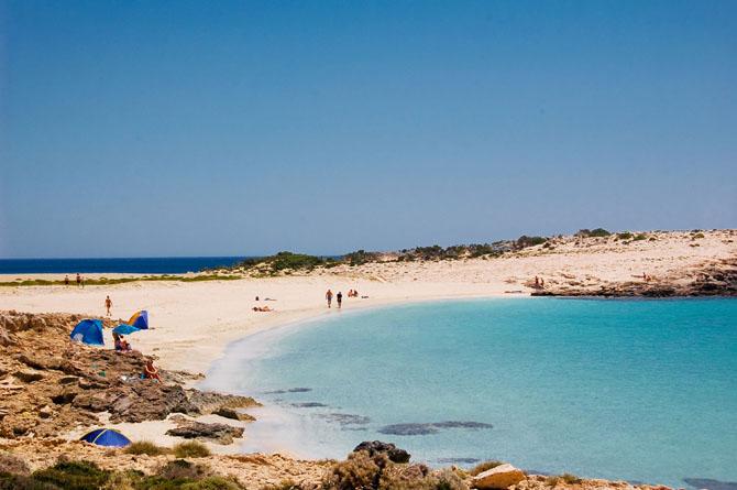 Diakoftis island, Karpathos