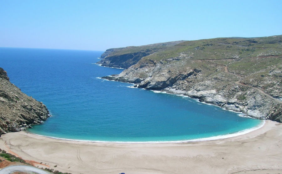 Kedros Beach Donoussa Island