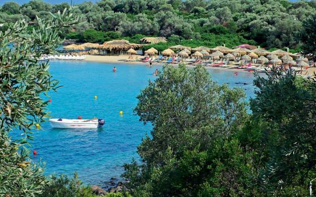Lichadonisia, Evia Island
