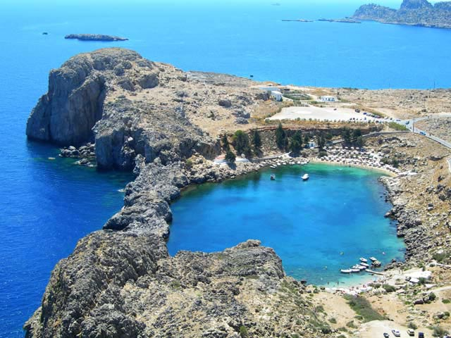 Rhodes Saint Pavlos